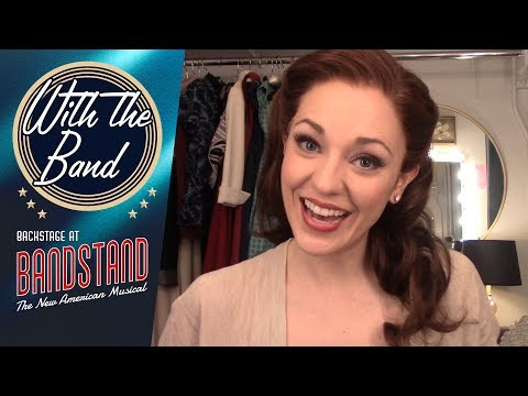 Episode 7 - With the Band: Backstage at BANDSTAND with Laura Osnes