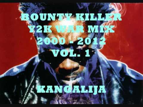 Bounty Killer - Y2K War Mix 2000-2012 Vol.1/2