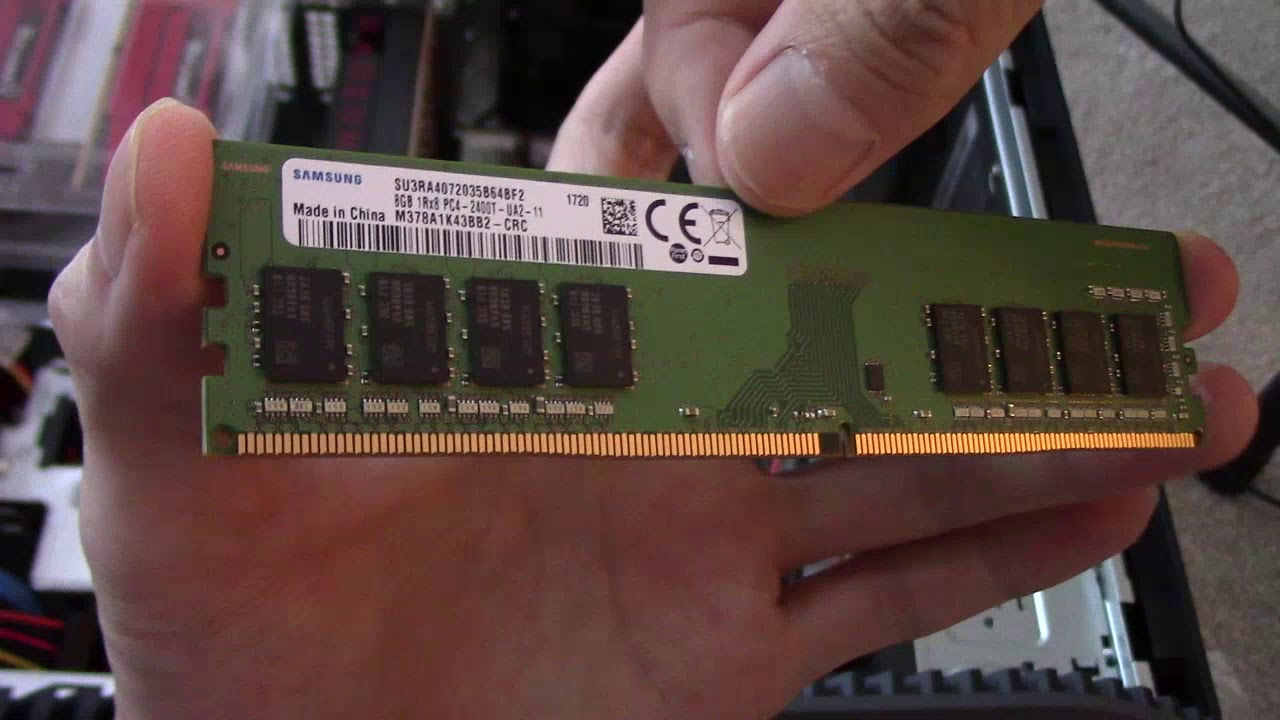 How to install RAM into DELL Gaming Insprion 5675 DDR4 32GB Gskill
