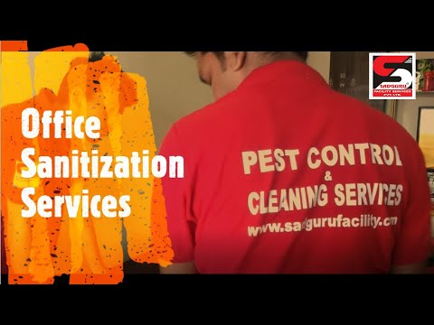 Sanitization Services for COVID-19 | Disinfection Control Service for Coronavirus | Sadguru Facility