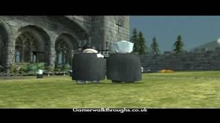 Lego harry potter walkthrough - Broomstick flying