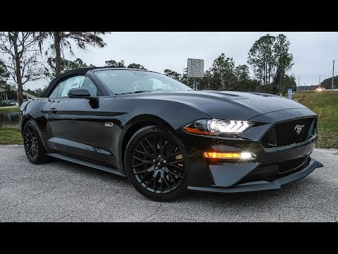 2018 Mustang GT Review - IT IS FAST - Absolute Perfection