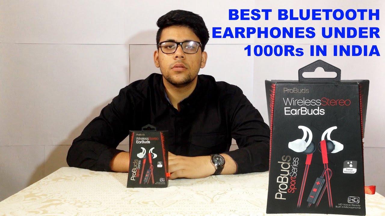 bluetooth earphones under 1000 rs youtube. Black Bedroom Furniture Sets. Home Design Ideas
