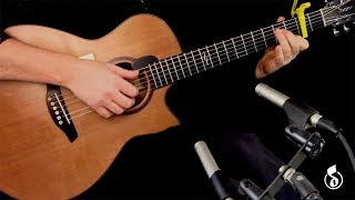 Sunflower (Post Malone) - Kelly Valleau - Acoustic Fingerstyle Guitar Cover | Musicnotes