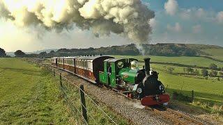 Blanche on the Lynton and Barnstaple Railway - 03/10/15