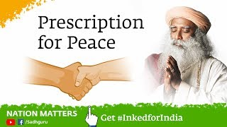 Prescription for Peace || Nation Matters Ep 05