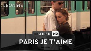 Paris je t'aime - Trailer (deutsch/german)
