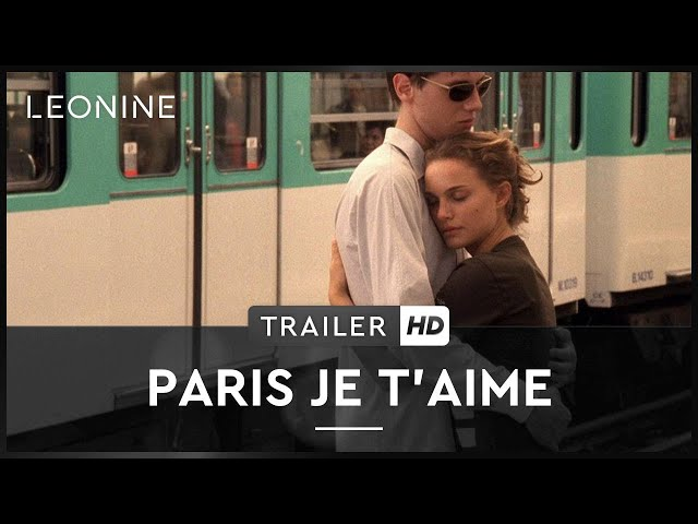 Paris je t'aime - Trailer (deutsch/german)