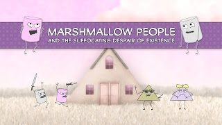 marshmallow people and the suffocating despair of existence new storybook