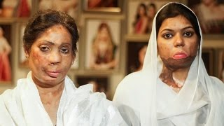 Acid Attack Survivors: Beauty Salon Owner Helps Rehabilitate Victims