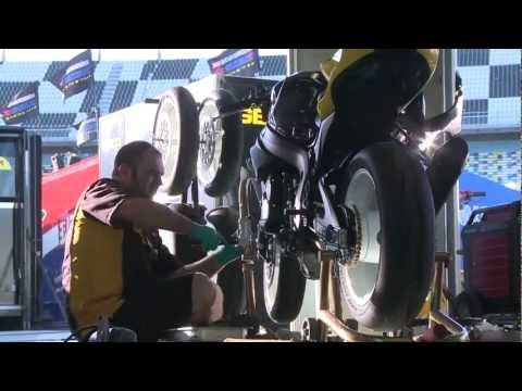 Martin Cardenas and GEICO Suzuki's 2012 Championship Winning Season Coverage