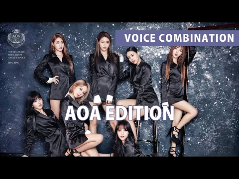 VOICE COMBINATION | AOA