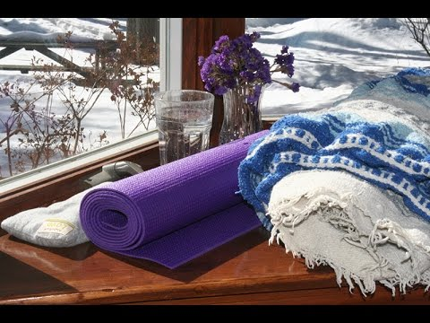 asmr softly spoken guided meditation role play  yoga in