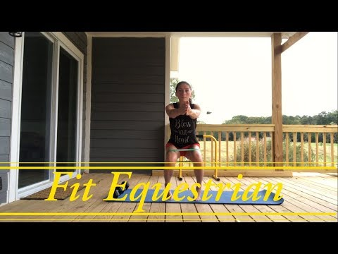 Top 12 Exercises for Equestrians