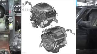 Бензиновый двигатель 4.4 AJ Рендж Ровер - течь через клапан VVT(В ролике показана самая распространенная неисправность бензинового двигателя 4.4 V8 , на Range Rover, Range Rover Sport,..., 2016-12-15T21:07:26.000Z)