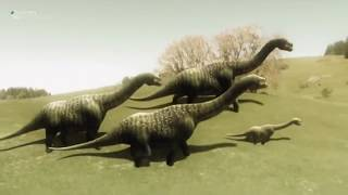 Спинозавр.Доисторические существа.Документальный фильм HD