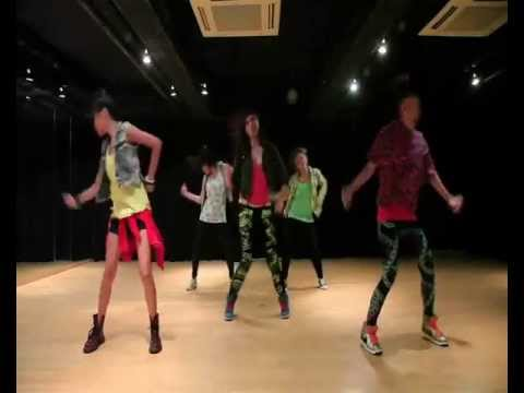 [2NE1 'I AM THE BEST' DANCE COVER] presented by ATTITUDE from HK