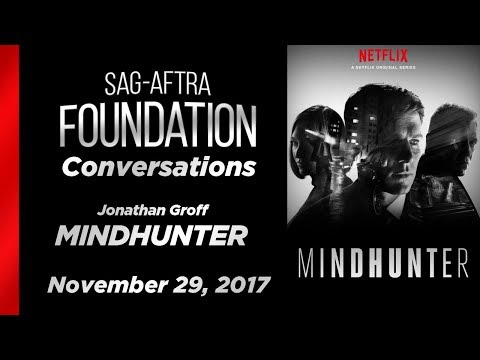 Conversations with Jonathan Groff of MINDHUNTER