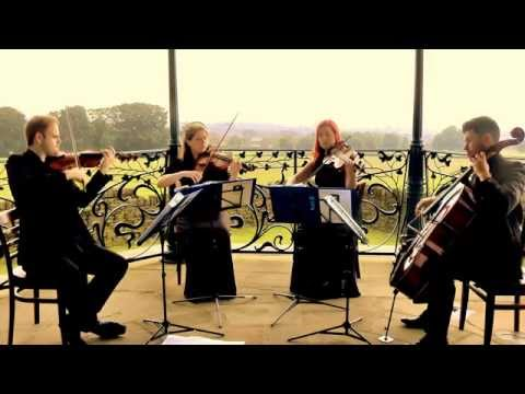 Amazing Grace (John Newton) Wedding String Quartet