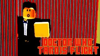 ROBLOX: Doctor Who: Tardis Flight 2014 Roleplay Episode #2