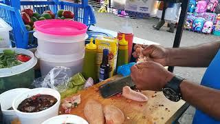 Criadilla de Huevo de Toro en la Antigua Guatemala