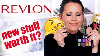 NEW AT THE DRUGSTORE:  REVLON