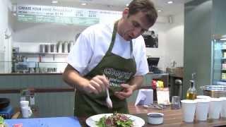 How To Make A Seared Tuna Salad