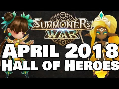 April 2018 HoH Prediction - Wind Hall of Heroes - Summoners War