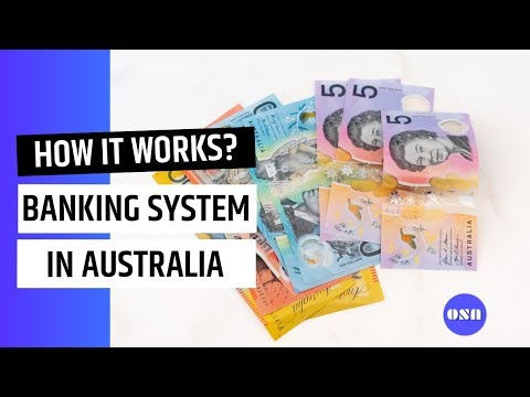 How it works - Banking in Australia for Overseas Students 🇦🇺