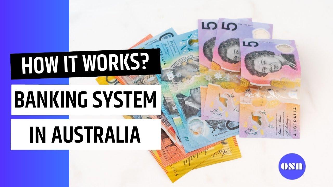opening australian bank account from overseas