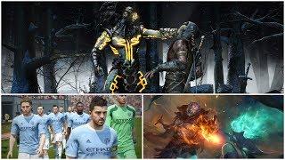 Грядёт анонс нового Mortal Kombat | Игровые новости