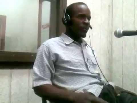 Scratchie Dan on DBS radio show 'Straight Talk'
