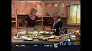 Likeable Lunches: Easy Ways to Make Your Child's Lunch Fun and Healthy (KARE 11)