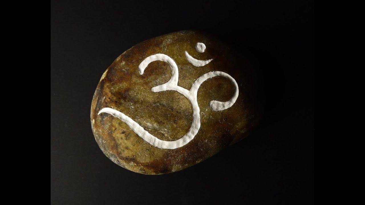 Symbole In Steine Frasen Gravieren Engraving Stones Youtube