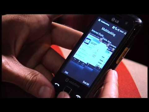 Vodafone Series - LG GM750