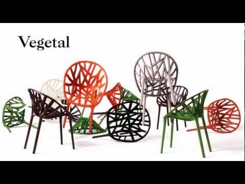 Vegetal chair by Vitra and Ronan & Erwan Bouroullec