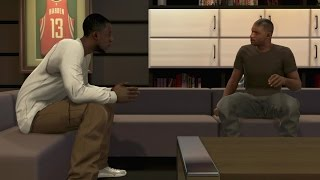 NBA 2K15 PS4 My Career - New Home & Rival