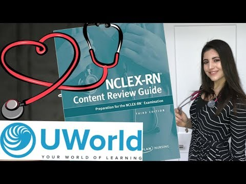 How I Passed NCLEX 180 Questions First Time (UWORLD, KAPLAN, test plan,  more)