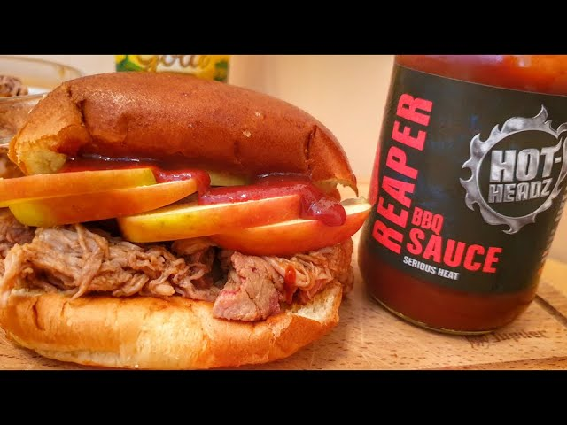 Carolina Reaper BBQ Sauce by Hot-Headz Review