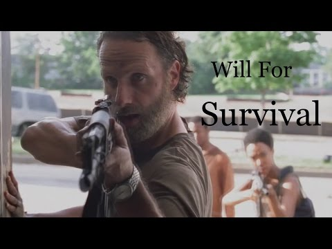 The Walking Dead || Will For Survival