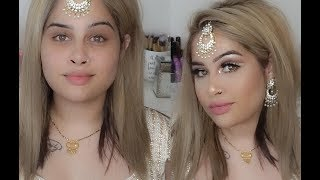 Indian Look - GRWM