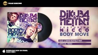 DJ Kuba & Ne!tan feat. Nicco - Body Move (Jump!) (G&G vs Davis Redfield Remix)