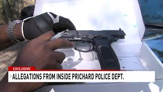 Allegations of corruption in the Prichard Police Department - NBC 15 WPMI