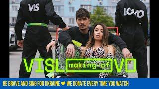 Время и Стекло - VISLOVO [Making-of]