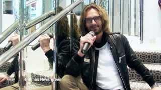 Global Rockstar - Thomas Nevergreen believe in Music