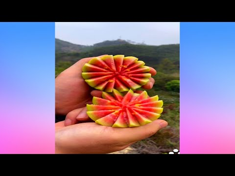 Extreme Oddly Satisfying Video | Relaxation Therapy | Satisfying Fruits #26