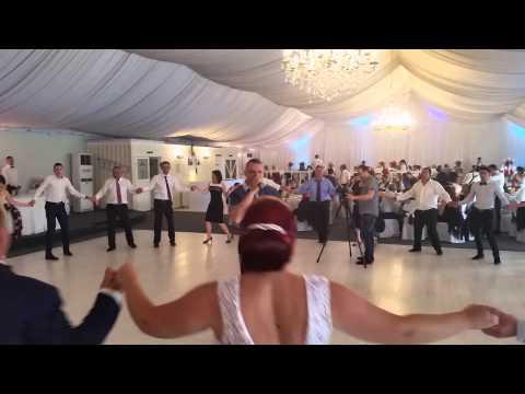 formatia MORDASAN la nunta SIBIU VERSAILLES  sirba live