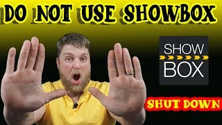 💥  SHOWBOX Not working ?  💥   ⭐ Connection Error ?  /  Check Your Internet Connection ?  ⭐