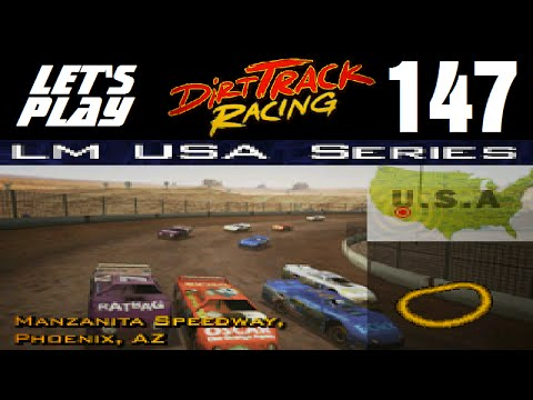 Let's Play Dirt Track Racing - Part 147 - Y11R19 - Manzanita Speedway