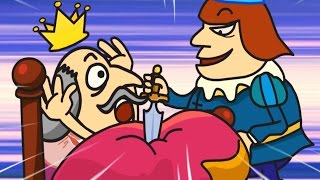 BACK TO KILL AGAIN| The Murder Of King (Flash Game)